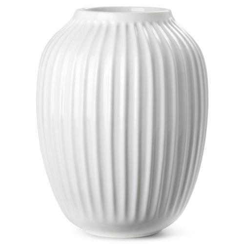 KÄHLER / Keramická váza Hammershøi White 25 cm