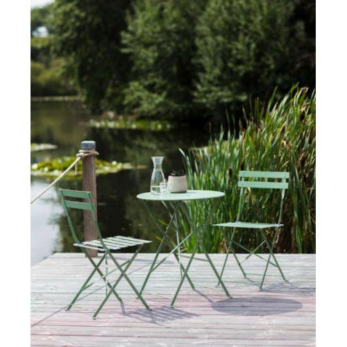 Garden Trading / Záhradný set stolčeka so stoličkami Rive Droite