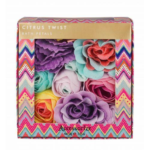 HEATHCOTE & IVORY / Mydlové kvety do kúpeľa Citrus Twist