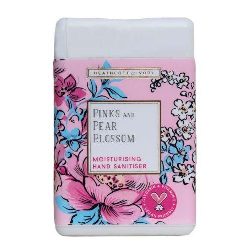 HEATHCOTE & IVORY / Antibakteriálny sprej na ruky Pinks & Pear Blossom 20 ml