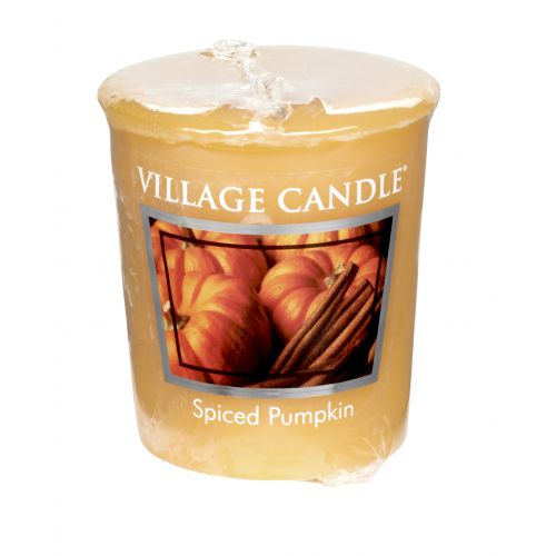 VILLAGE CANDLE / Votivní svíčka Village Candle - Spiced Pumpkin