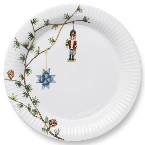 KÄHLER / Obedový tanier Hammershøi Christmas