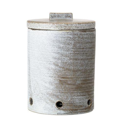 Bloomingville / Keramická nádoba na cibuľu Kendra Onion Jar