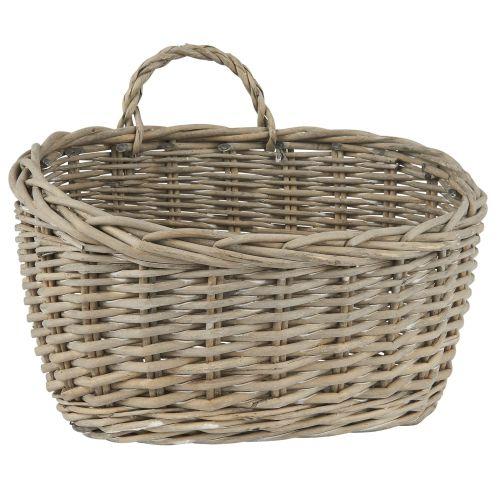 IB LAURSEN / Prútený závesný košík Willow Basket