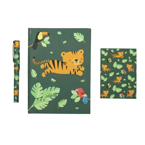 A Little Lovely Company / Písací set Jungle Tiger