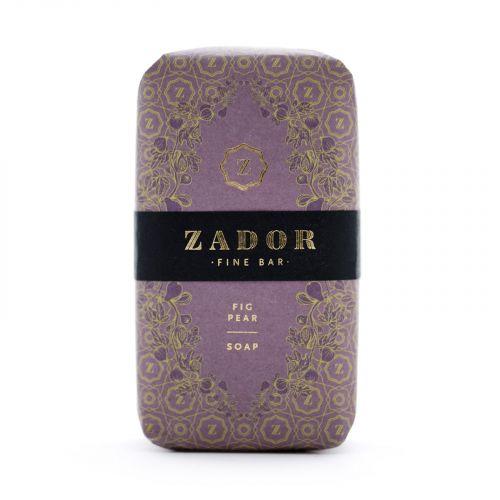 ZADOR / Luxusné mydlo ZADOR - Figa a hruška