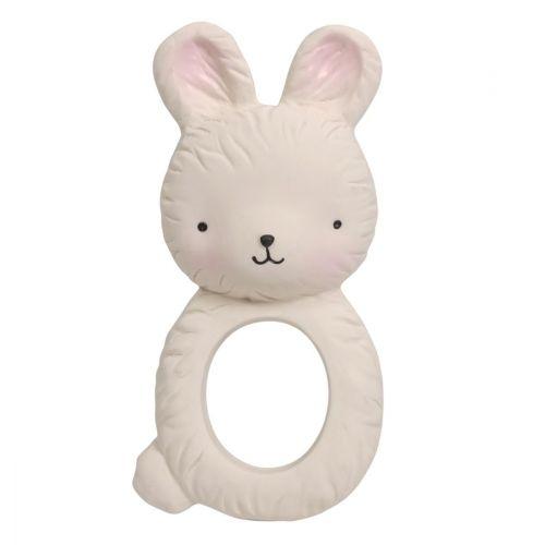 A Little Lovely Company / Detské gumové hryzátko Bunny