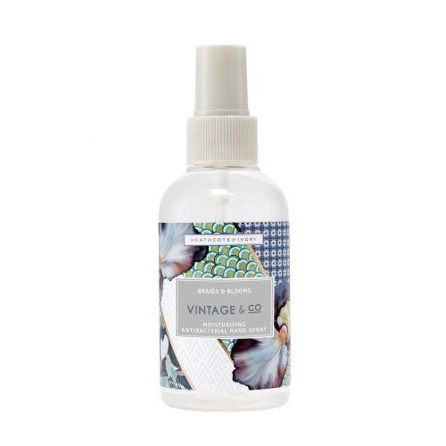 HEATHCOTE & IVORY / Antibakteriálny sprej na ruky Braids & Blooms 150 ml
