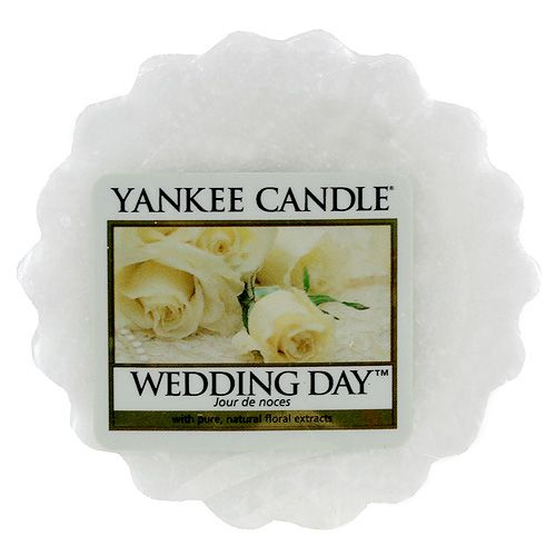 Yankee Candle / Vosk do aromalampy Yankee Candle - Wedding Day