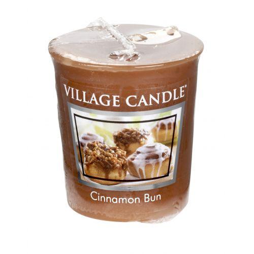 VILLAGE CANDLE / Votívna sviečka Village Candle - Cinnamon Bun