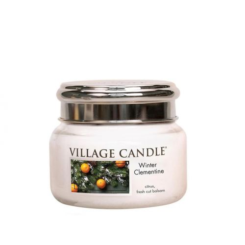 VILLAGE CANDLE / Svíčka Village Candle - Winter Clementine 262g
