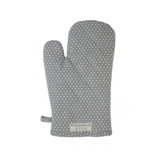 Krasilnikoff / Chňapka Micro Dots Grey
