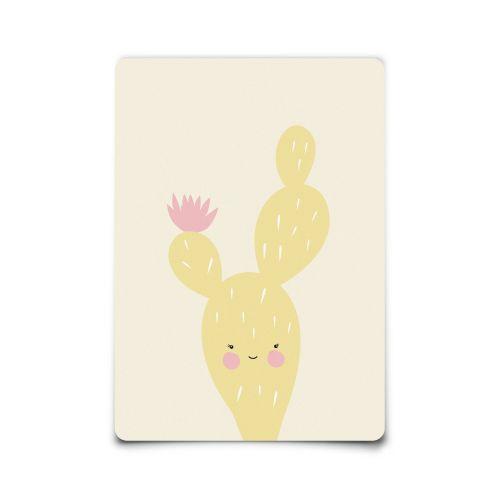 EEF lillemor / Pohľadnica Citrine Cactus A6
