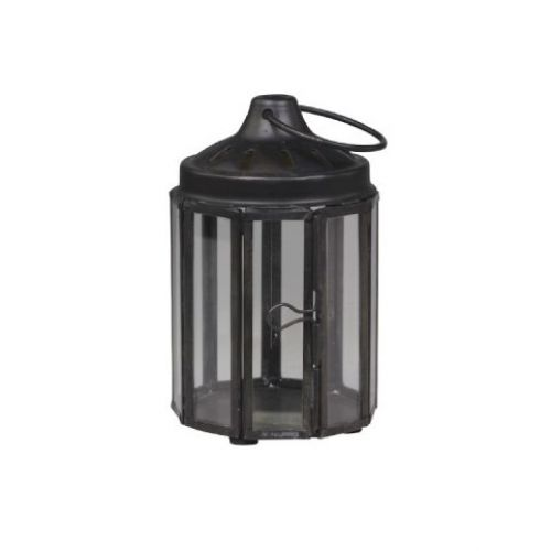 Chic Antique / Kovový lampáš Antique Coal
