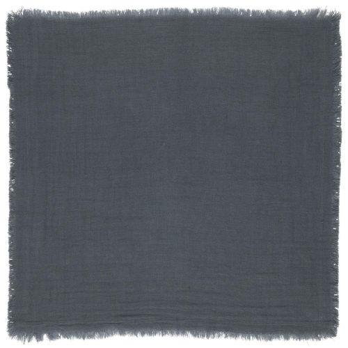 IB LAURSEN / Bavlnený obrúsok Historical Blue 40×40 cm