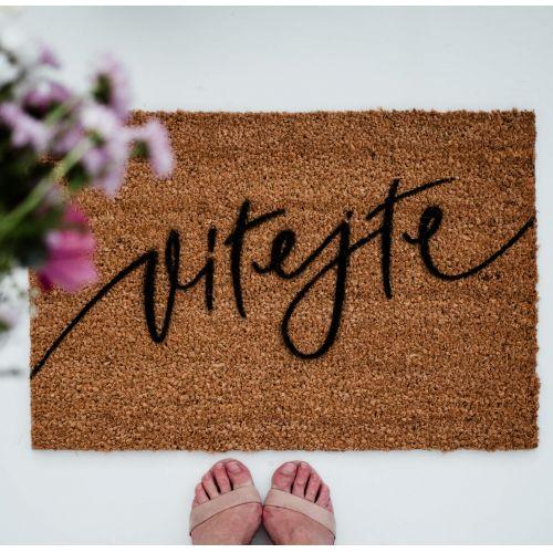 Artsy Doormats / Rohožka Vítejte