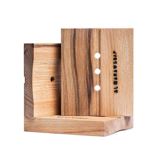 Almara Soap / Mydelnička z brezového dreva Väčšia