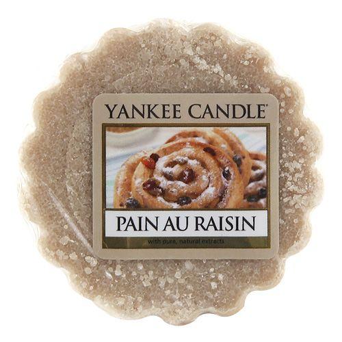 Yankee Candle / Vosk do aromalampy Yankee Candle - Pain Au Raisin