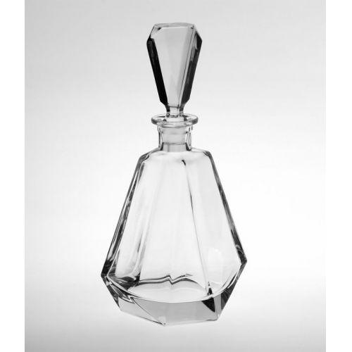 CRYSTAL BOHEMIA / Krištáľová karafa Brilliancy Crystal BOHEMIA 0,4 l
