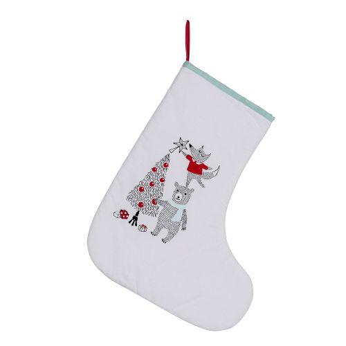 Bloomingville / Vánoční punčocha Twinkle Christmas