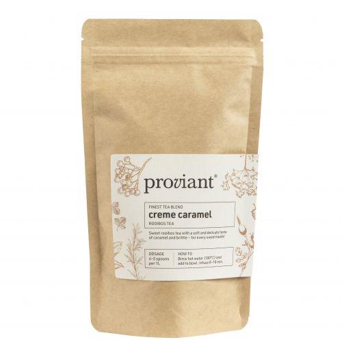Proviant / Čaj rooibos Creme Caramel 100 g
