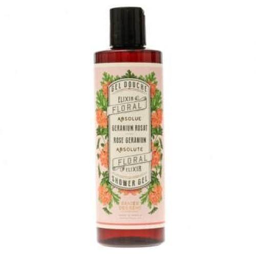 Panier des Sens / Sprchový gél Rose Geranium 250 ml
