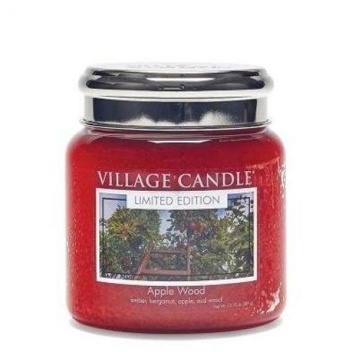 VILLAGE CANDLE / Sviečka Village Candle - Apple Wood 389 g