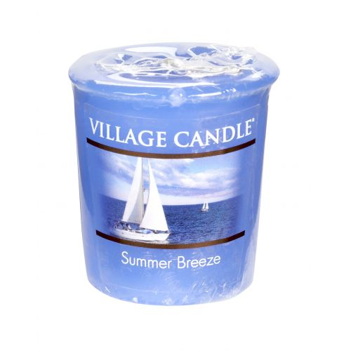 VILLAGE CANDLE / Votivní svíčka Village Candle - Summer Breeze