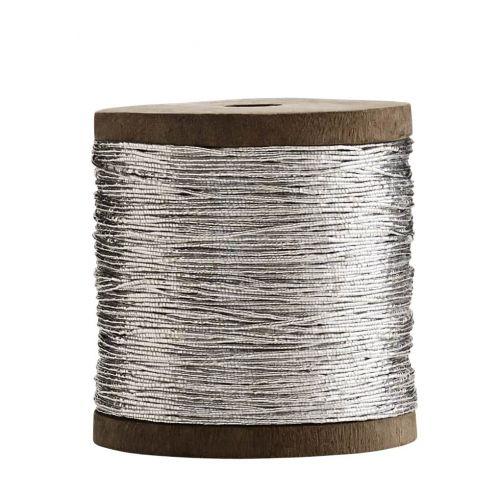 MADAM STOLTZ / Provázek Shiny Silver