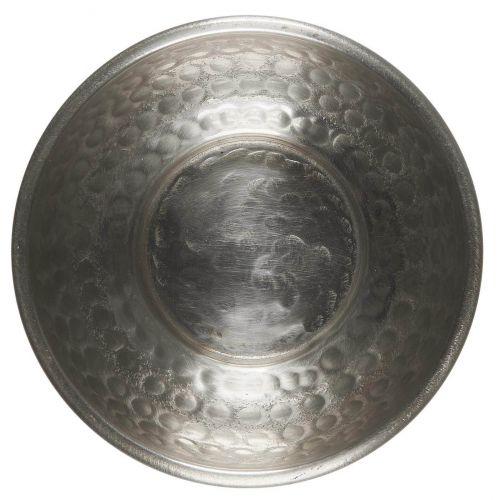 IB LAURSEN / Kovová mištička Hammered Pattern Antique Silver
