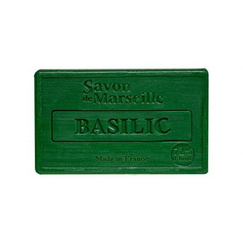LE CHATELARD / Francúzske mydlo Bazalka 100 g