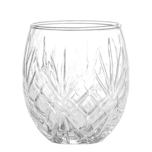 Bloomingville / Sklenička Clear Glass