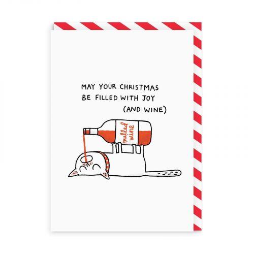 Ohh Deer / Vianočné prianie Mulled Wine