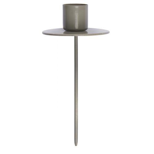 IB LAURSEN / Zapichovací svietnik na sviečku Grey