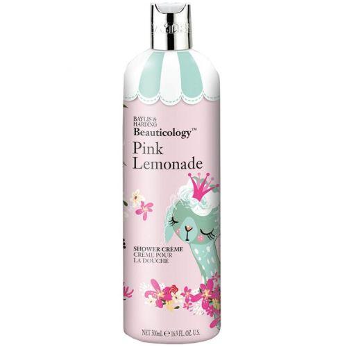 Baylis & Harding / Sprchovací gél Lama Pink Lemonade - 500 ml