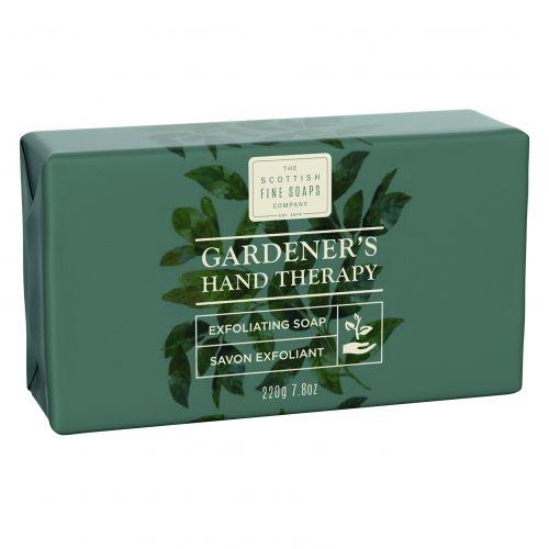 SCOTTISH FINE SOAPS / Jemné peelingové mydlo Gardeners Therapy 220g