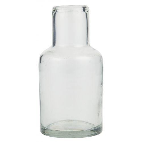 IB LAURSEN / Sklenená váza Long Neck Handblown