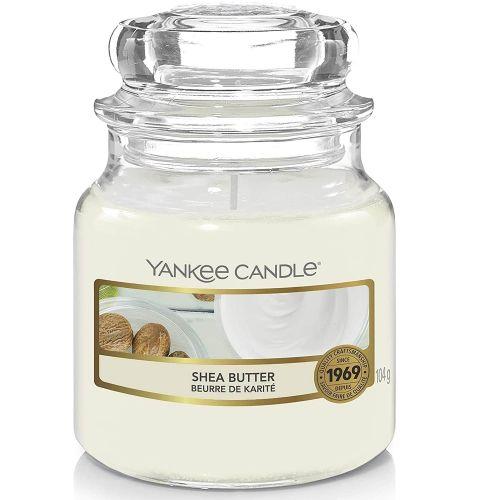 Yankee Candle / Sviečka Yankee Candle 104gr - Shea Butter