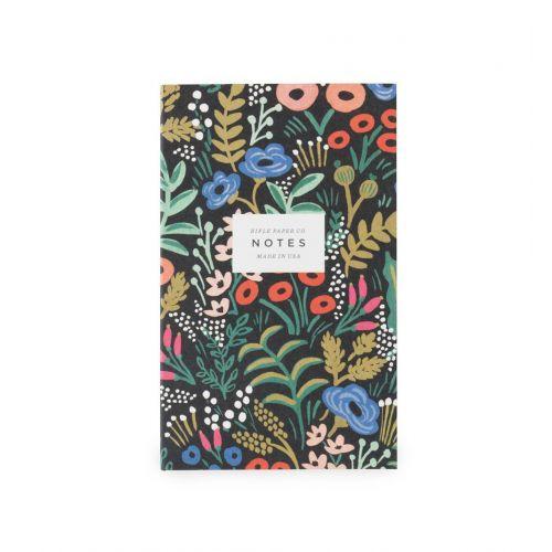 Rifle Paper Co. / Vreckový trhací bloček s kapsičkou Tapestry