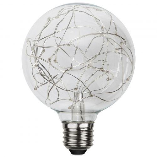 STAR TRADING / Dekoratívna LED žiarovka Warm White