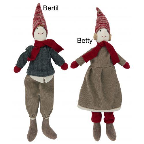 IB LAURSEN / Vianočný škriatkovia Small Betty and Bertil