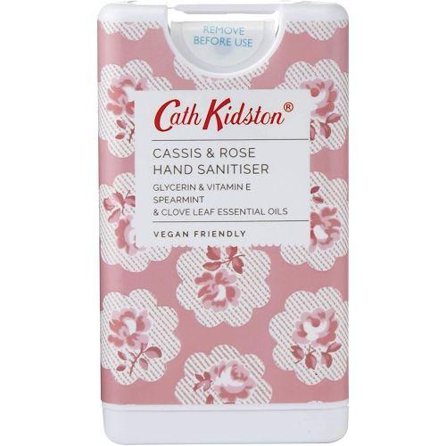 Cath Kidston / Antibakteriálny sprej na ruky Cassis & Rose