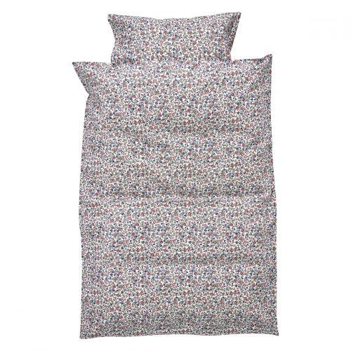 GREEN GATE / Detské obliečky Ruby Petit White 100x140cm