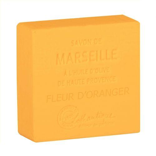 Lothantique / Marseillské mydlo Orange Blossom 100 g