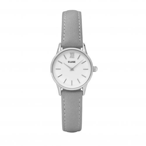 CLUSE / Hodinky Cluse La Vedette Silver White/Grey