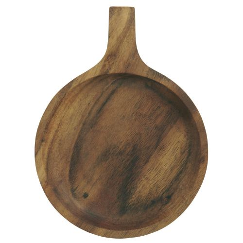 IB LAURSEN / Drevená doštička Acacia Wood Bowl