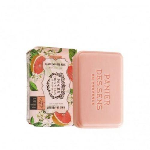 Panier des Sens / Extra jemné mydlo Pink Grapefruit 200g