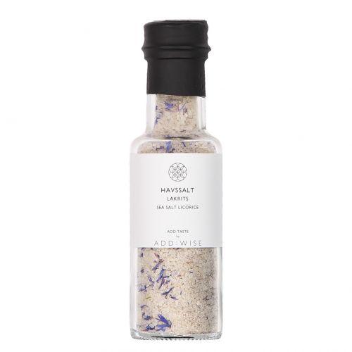 ADD:WISE / Organická morská soľ so sladkým drievkom a nevädzou 150 g