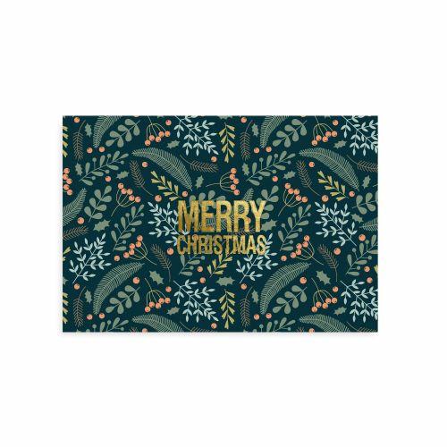 TAFELGUT / Pohľadnica Merry Christmas