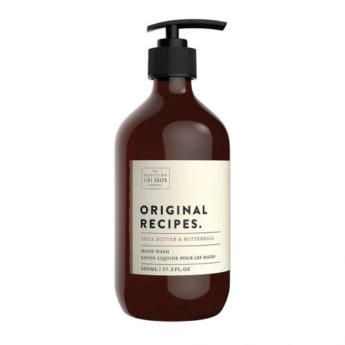 SCOTTISH FINE SOAPS / Tekuté mydlo na ruky Bambucké maslo a cmar 500ml